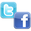 Facebook, Twitter and Google+ integration