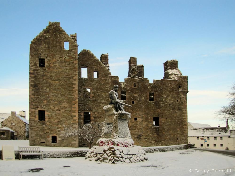 MacLellan's Castle