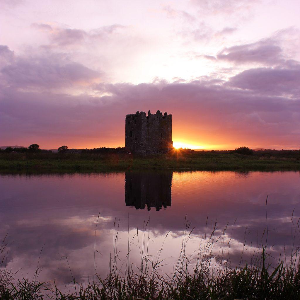 Threave Castle Sunset