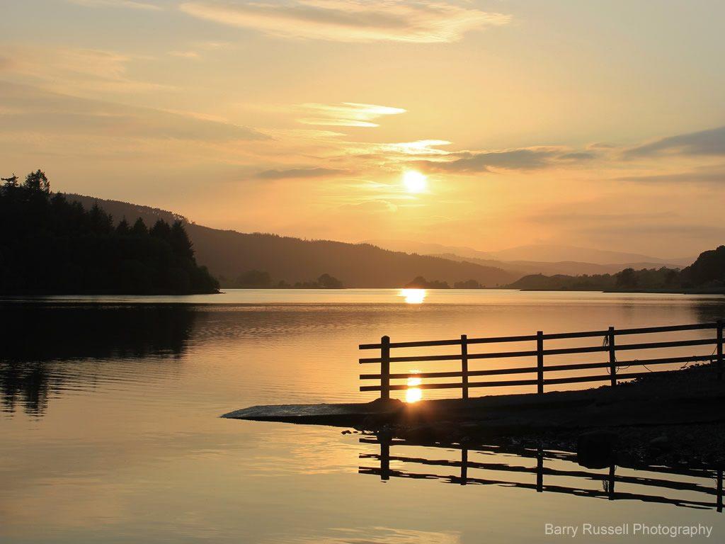 Loch Ken Sunset