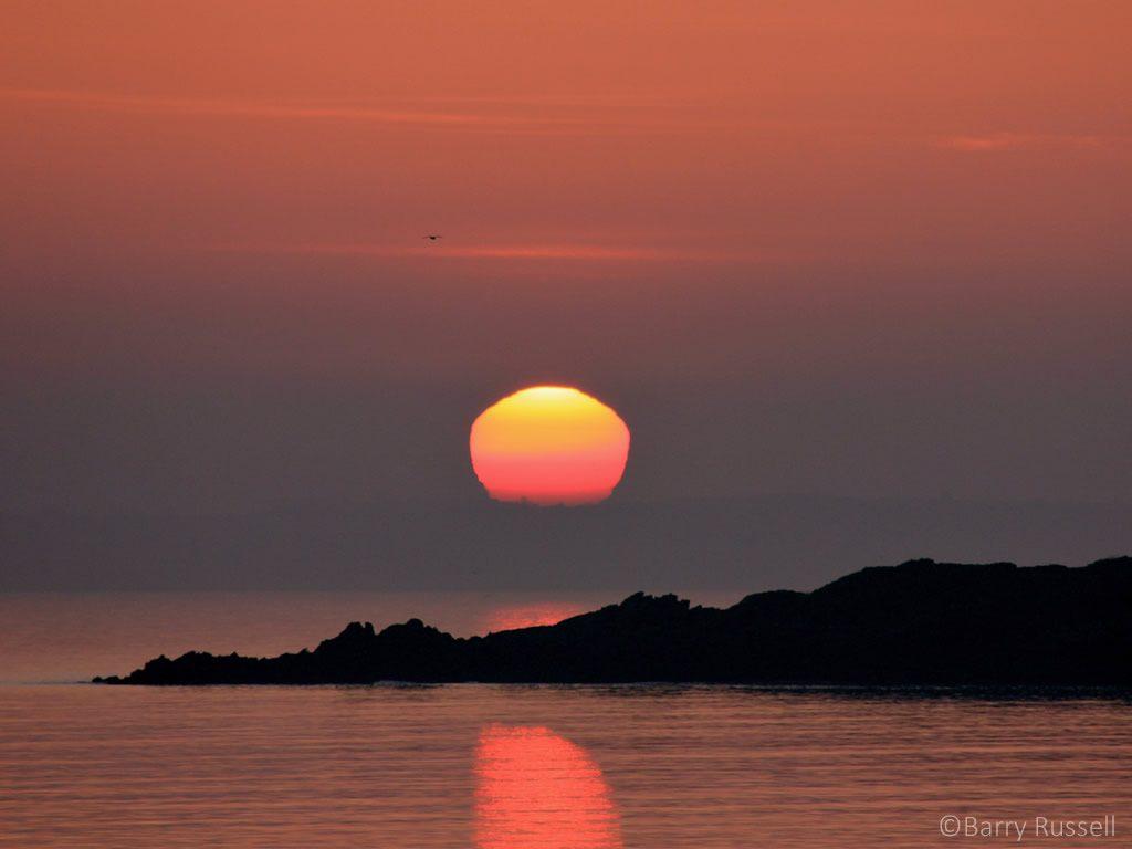Carrick Sunset